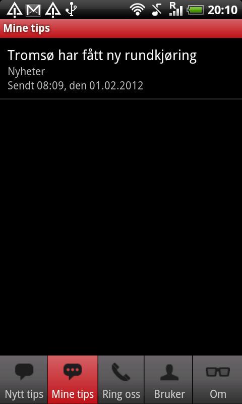 kaskjer- screenshot