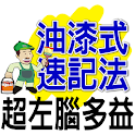 油漆式速記法-超左腦句型多益字彙 icon