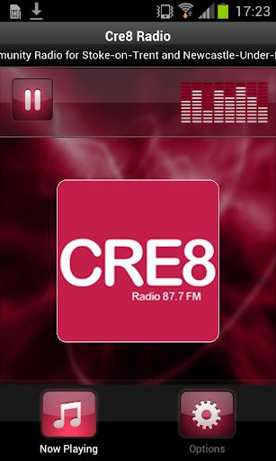 Cre8 Radio