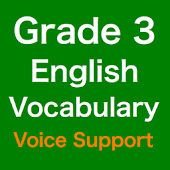 Grade 3 English Vocabulary
