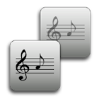 TwinNotes - Ear Training Music Game icon