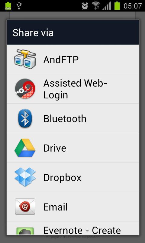 Assisted Web-Login- screenshot