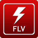 FLV Video Player For Android icon