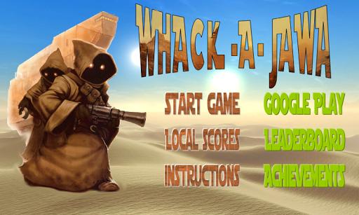 Whack-A-Jawa