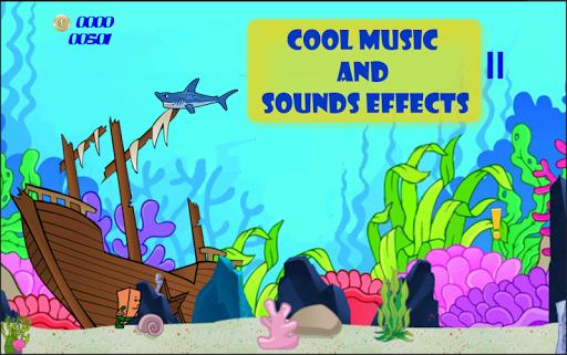 Ocean Journey Sponge Edition