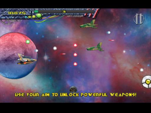 スペース戦闘機インベーダー