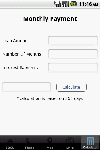 South Bay CU Mobile Banking- screenshot