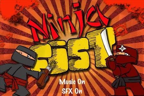 Ninja Fist- screenshot thumbnail