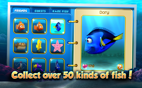 Nemo's Reef - screenshot thumbnail