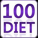 100 days Diet logo