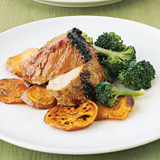 Caramelized Pork and Sweet Potatoes