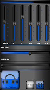 Equalizer Ultra (10 Bands) - screenshot thumbnail
