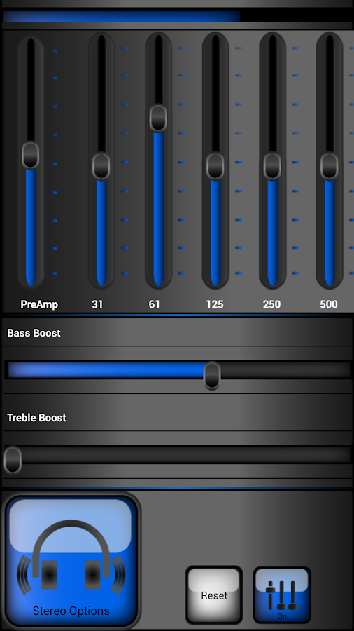 Equalizer Ultra (10 Bands) - screenshot