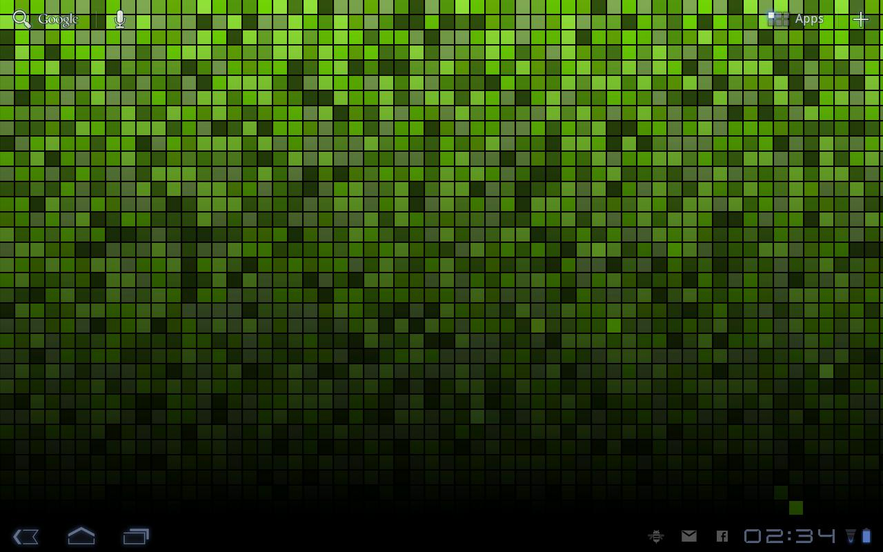 Green Squares Live Wallpaper - Android Apps on Google Play