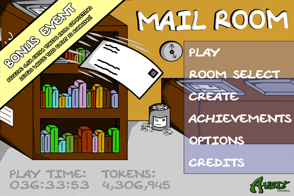 Mail Room - Lite- screenshot