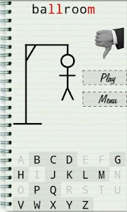 HANGMAN FREE (multilang) - screenshot thumbnail