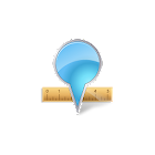 Maps Measures icon