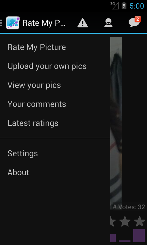 Rate My Picture - screenshot