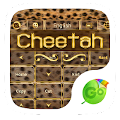 Cheetah GO Keyboard Theme