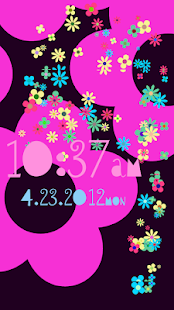 Alarm Clock ! Flower Flow !- screenshot thumbnail