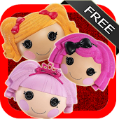 Doll lalaloo Puzzle Game
