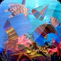 Best 3D Aquarium HD Live Wall icon