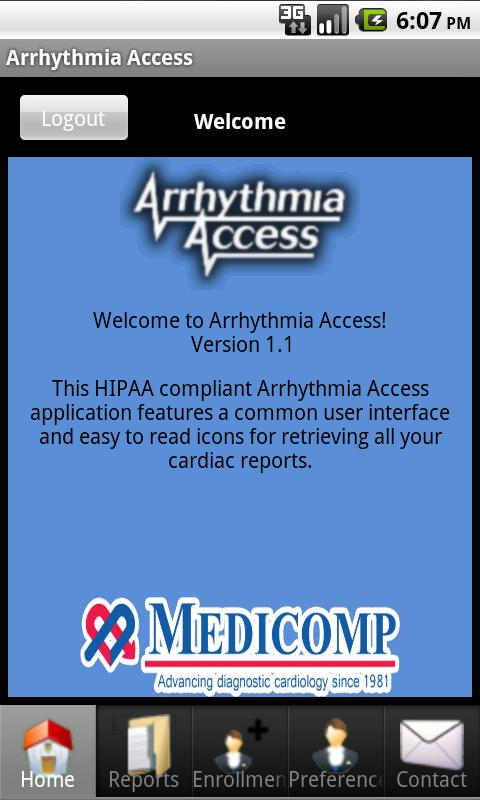 Arrhythmia Access 1.1 - screenshot
