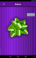 Screenshot of Perfect Gift Sent As Gift Card