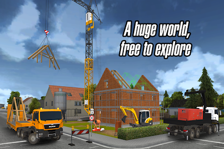 Construction Simulator 2014 v1.11 Mod APK+OBB 5