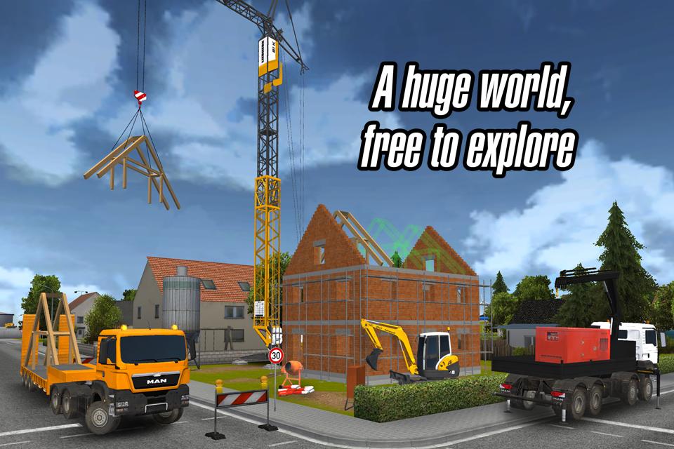 Construction Simulator 2014 screenshot #5
