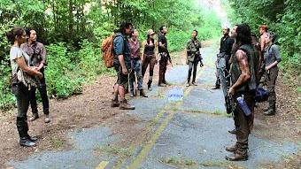 """Inside The Walking Dead: """"Them"""""""