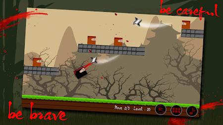 Ninja Invincible - ninja games 2.9 screenshot 135176