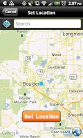 Screenshot of Tagwhat - Best Places Nearby