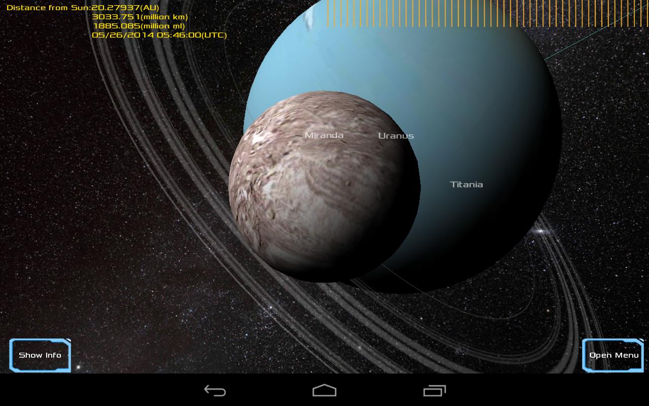 solar system 3d pluot - photo #49
