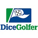 Dice Golfer (Ad Supported) logo