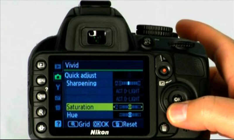 Nikon D3100 Guide Setting your camera Tutorial Fro Knows Photo Nikon d3100 photography guide