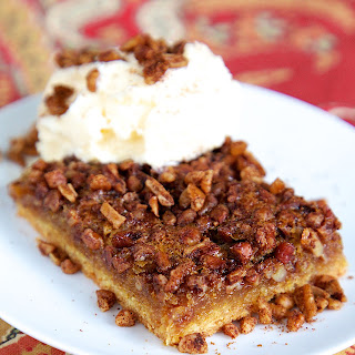 Gooey Pecan Bars