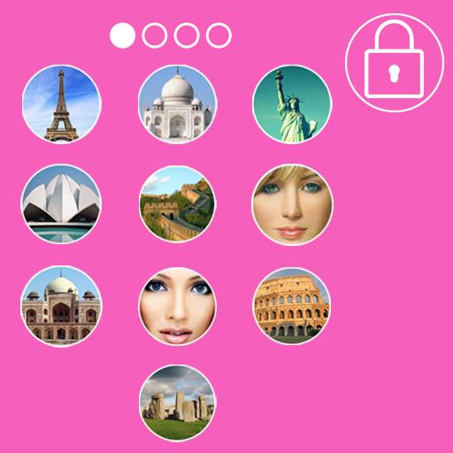 密碼鎖的照片 攝影 App LOGO-硬是要APP