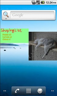 スナップメモ 写真手書きメモ- スクリーンショットのサムネイル
