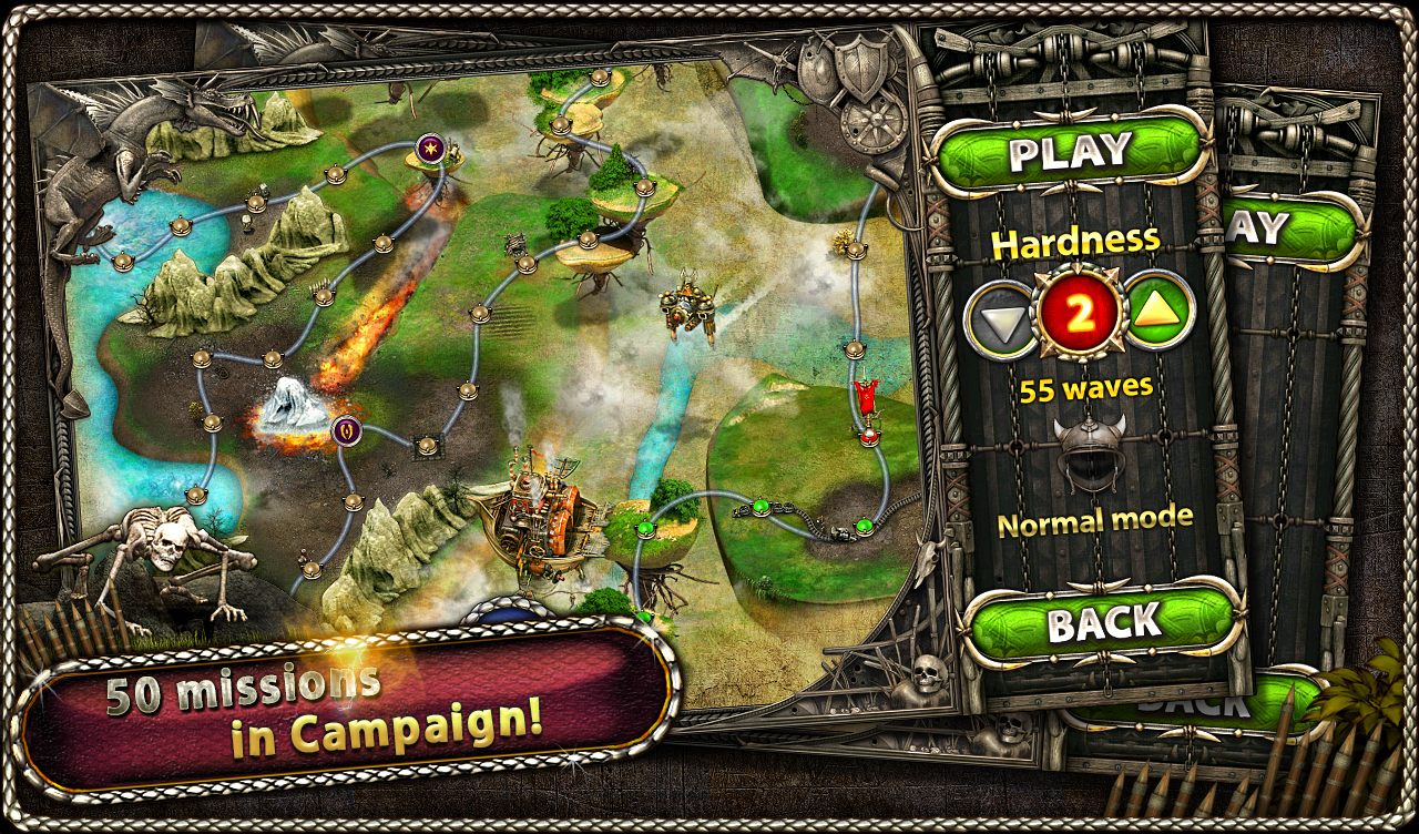 Myth Defense 2: DF screenshot #18
