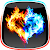Fire and Ice Live Wallpaper file APK for Gaming PC/PS3/PS4 Smart TV