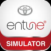 Entune Simulator