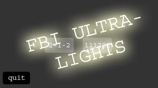 Police Lights Advance