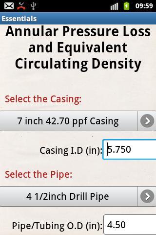 Oilfield Essentials- screenshot