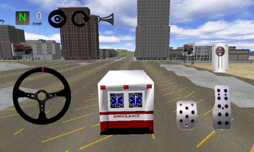 Ambulance Simulator 3D 2014