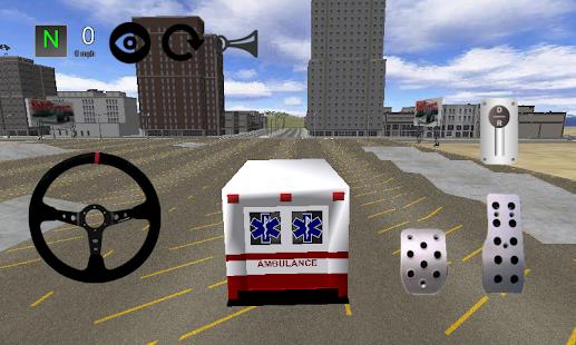 Ambulance Simulator 3D 2014