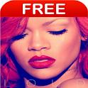 Rihanna. logo