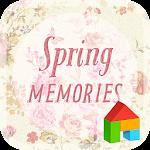 Spring memories dodol theme