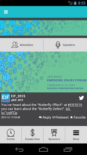 Emerging Issues Forum 2015