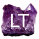 Crystal Message LT logo